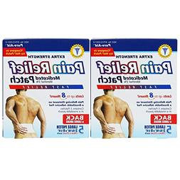 Pure-Aid Extra Strength Pain Relief Patch-5ct