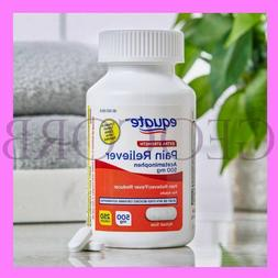 Equate Extra Strength Pain Reliever Acetaminophen 500mg Capl
