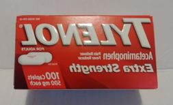 TYLENOL Extra Strength Pain Reliever Fever Reducer 500 mg Ca