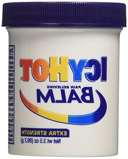Icy Hot Extra Strength Pain Relieving Balm, 3.5-Ounce Jars