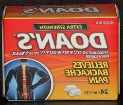Doans Extra Strength Pills 24-Count