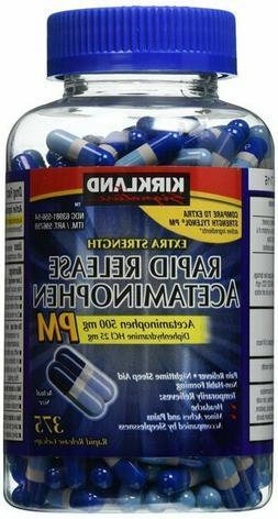 Kirkland Signature Extra Strength Rapid Release Acetaminophe