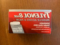 Tylenol Extra Strength 500mg Rapid Release Acetaminophen Pai