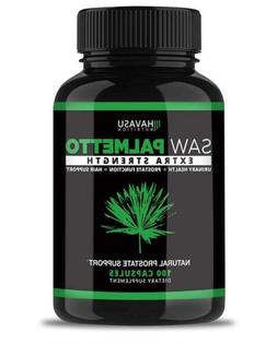 Extra Strength Saw Palmetto Supplement & Prostate Health - P