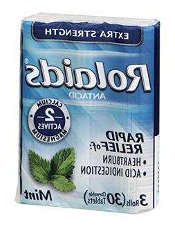 Rolaids 10016PK Rolaids Extra Strength Tablets/Heartburn, Mi