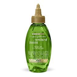 OGX Extra Strength Tea Tree Mint Shampoo, 13 Ounce Bottle