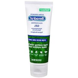 Benadryl Extra Strength Topical Analgesic Itch Stopping Gel
