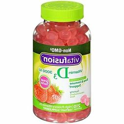 Vitafusion Extra Strength Vitamin D3 Gummies
