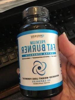 Extra Strength Weight Loss Fat Burner Keto Appetite Suppress