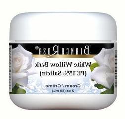 Extra Strength White Willow Bark  Cream