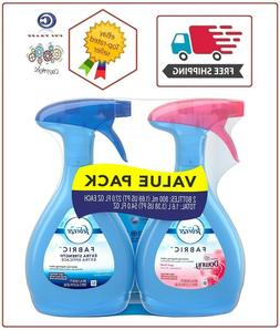 Febreze Fabric Refresher, Extra Strength and Downy April Fre