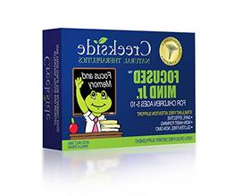 Focused Mind Jr.  Focus and Memory for Children: with Inosit
