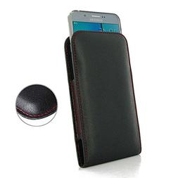 PDair Galaxy Note 5 Genuine Leather Pouch Holster  Pouch Lea