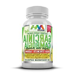 Garcinia Cambogia Extract Complex Contains 95% HCA 1400mg 60