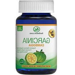 Herbalist, Pure Garcinia Cambogia Extract, 100% Natural, Ult