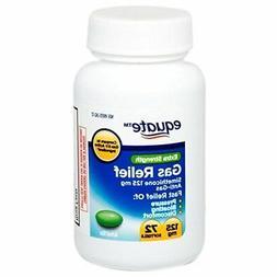 Equate Gas Relief Extra Strength Anti-Gas/Simethicone 125 mg