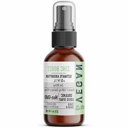 GIVOL Organic ZINC Boost Mist 100mg  Liquid Spray for Kids