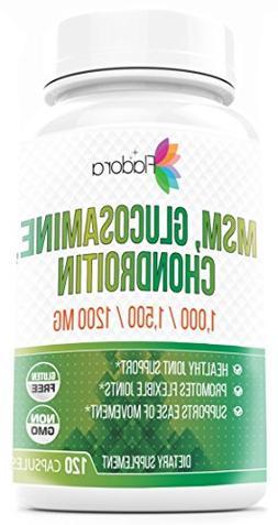 Glucosamine Chondroitin MSM - Extra Strength - Glucosamine 1