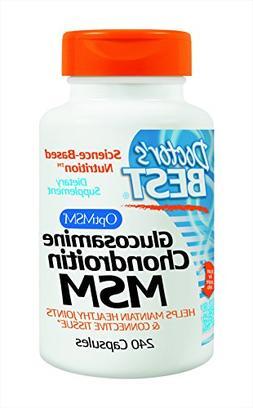 Glucosamine Chondroitin MSM 240 Capsules