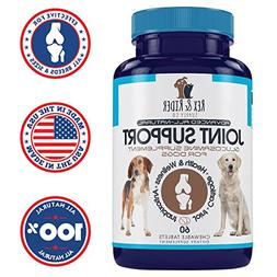 Glucosamine for Dogs with Chondroitin, Rex & Rider Extra Str