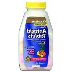 Good Sense® Extra Strength Calcium Antacid Tablets-Packagin