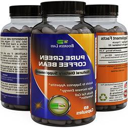 Biogreen Labs Natural Green Coffee Bean Extract Detox Cleans