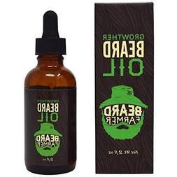 Beard Farmer - Growther Beard Growth Oil  All Natural Beard