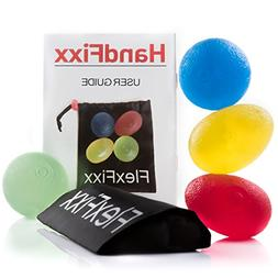 FlexFixx HANDFIXX Hand Exerciser Therapy Ball Set for Arthri