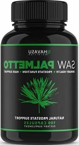 Havasu Extra Strength Saw Palmetto Prostate Health Supplemen