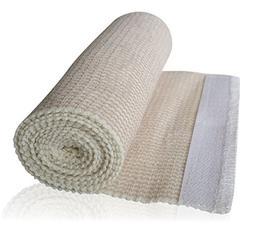 HGP Cotton Elastic Bandages 4 Pack - Self Adhesive Latex Fre