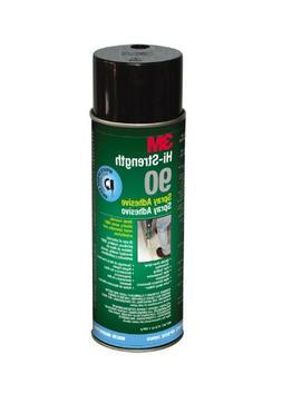 3M Hi-Strength Spray Adhesive 90, INVERTED 24 oz 62494249709