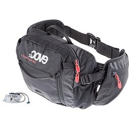 Evoc Hip Pack Race 3L with 1.5L Bladder Black, One Size