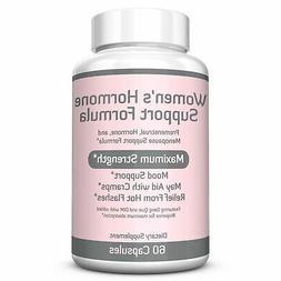 WOMEN'S HORMONE SUPPORT FORMULA – Extra Strength DIM 200mg