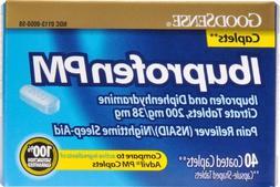 Good Sense Ibuprofen 200 Mg Pm Caplets Case Pack 24