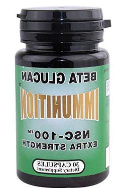 Nutrition Supply Immunition Nsc-100 Beta Glucan 10 MG - 30 C