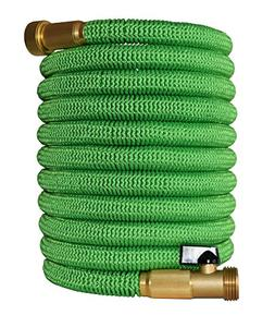 Improved Design, Strongest Expandable Garden Hose with Tripl