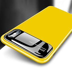 iPhone X/10 Plus Slim Case, AICase Luxury Glossy Mirror Case