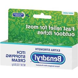 Benadryl Extra Strength Itch Stopping Cream with Histamine B