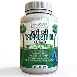 Joint Support - 1500mg Glucosamine Chondroitin MSM Turmeric