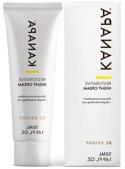 Kanapa by Xtend-Life Restorative Night Cream for Women Unsce