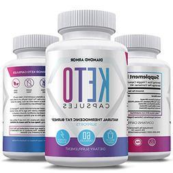 Keto Burn Diet Pills - Advanced Keto Weight Loss- Ketogenic