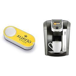 Keurig K575 Single Serve Programmable K-Cup Coffee Maker, Pl