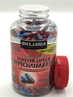 Kirkland Extra Strength Acetaminophen 500 mg 400 ct