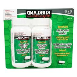 KIRKLAND Extra Strength Muscle and Back Pain Relief 2x90 Cap