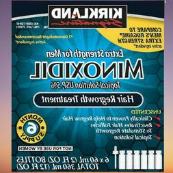 kirkland minoxidil 5 percent extra strength men