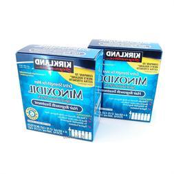 Kirkland Minoxidil 5% Extra Strength Men Hair Regrowth 12 Mo