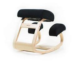Sleekform Ergonomic Kneeling Office Chair   Balancing Postur