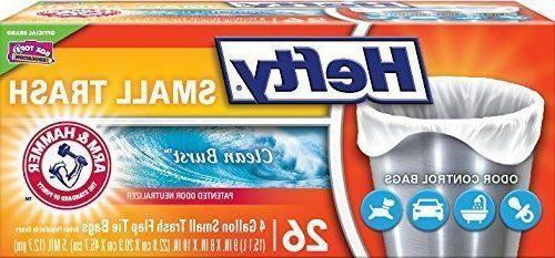 00e20118 arm hammer trash bag