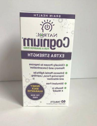 1 cognium extra strength 200 mg 60