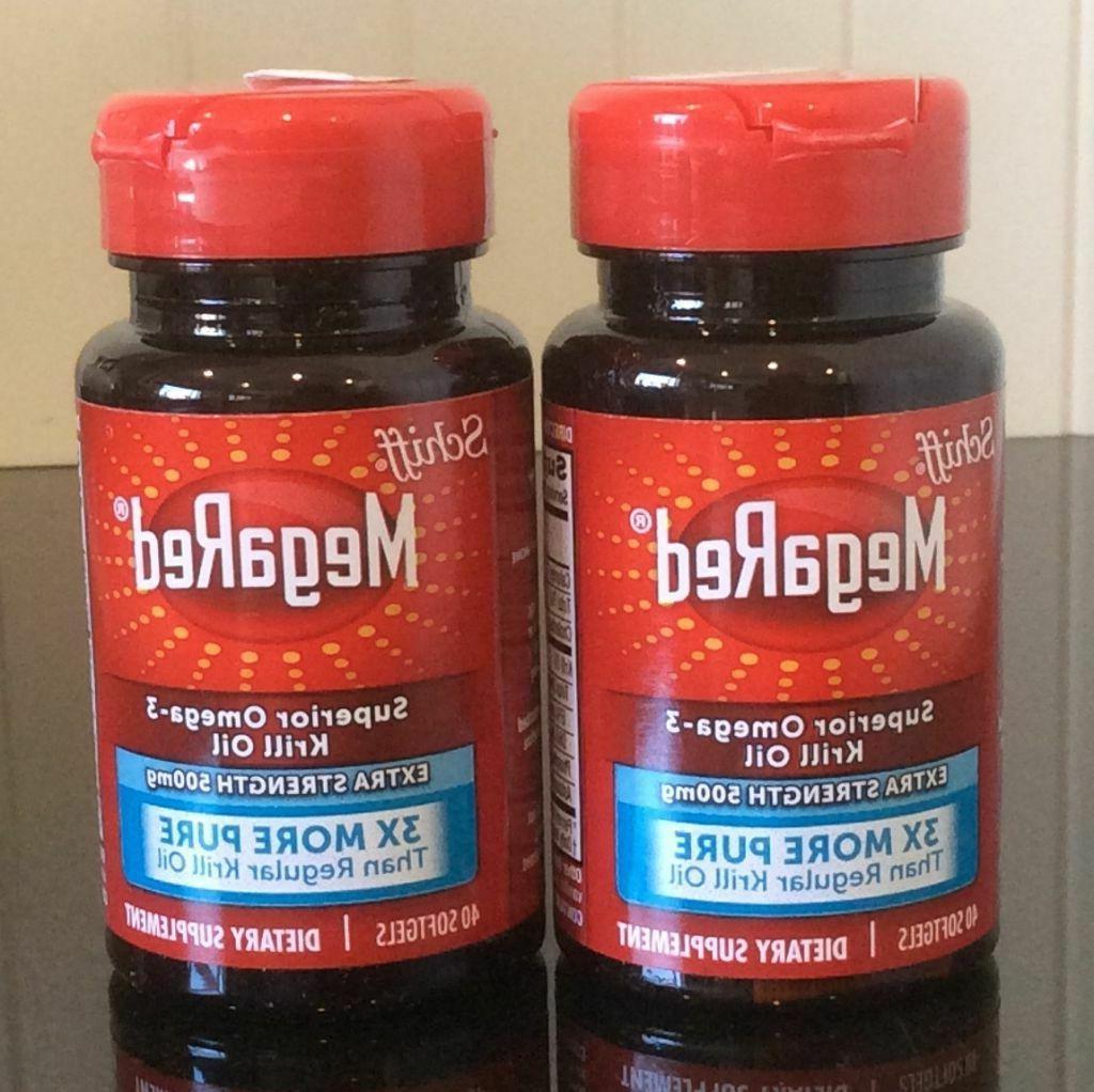 2 superior omega 3 krill oil extra